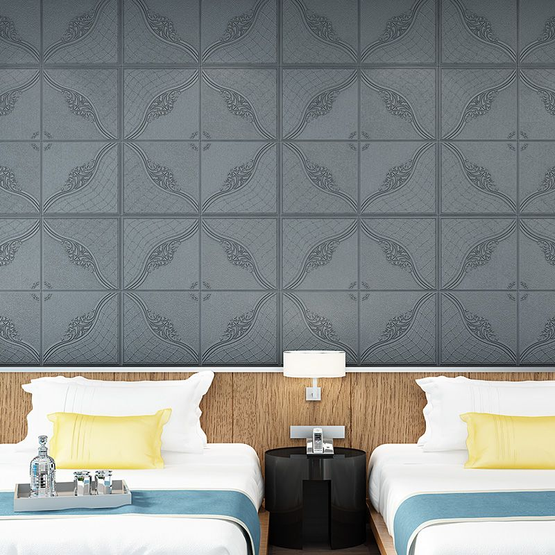 china supplier 3d wallpaper for home decoration wall panel - china