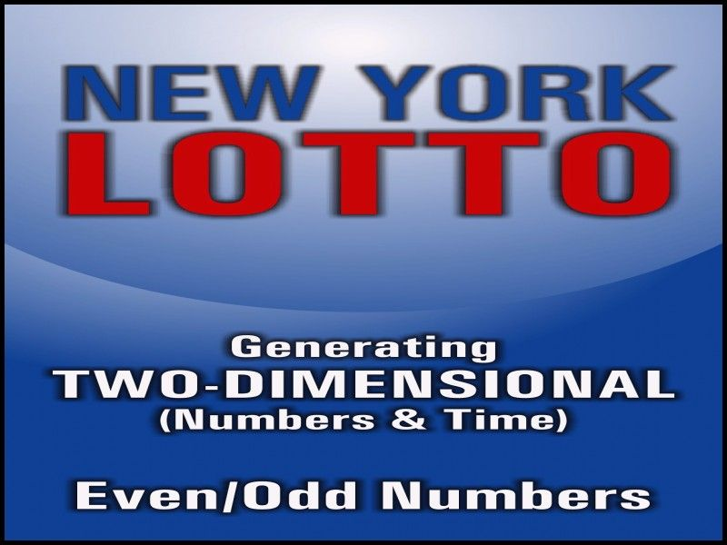 Lovely New York Lottery Drawing