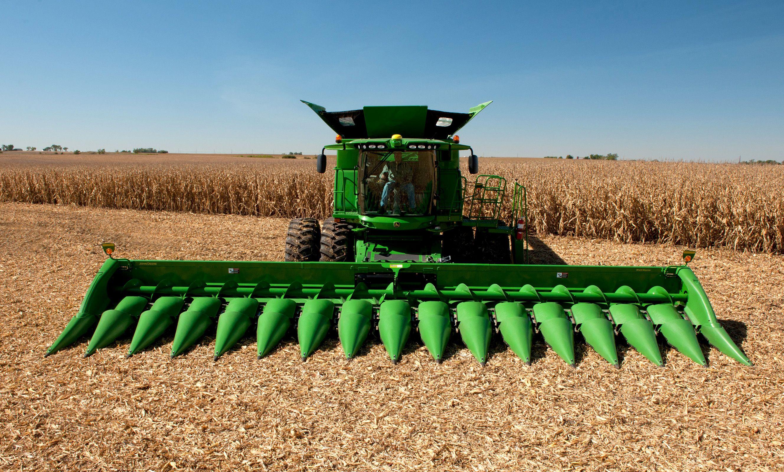 John Deere Combine >> Pin On Harvesters