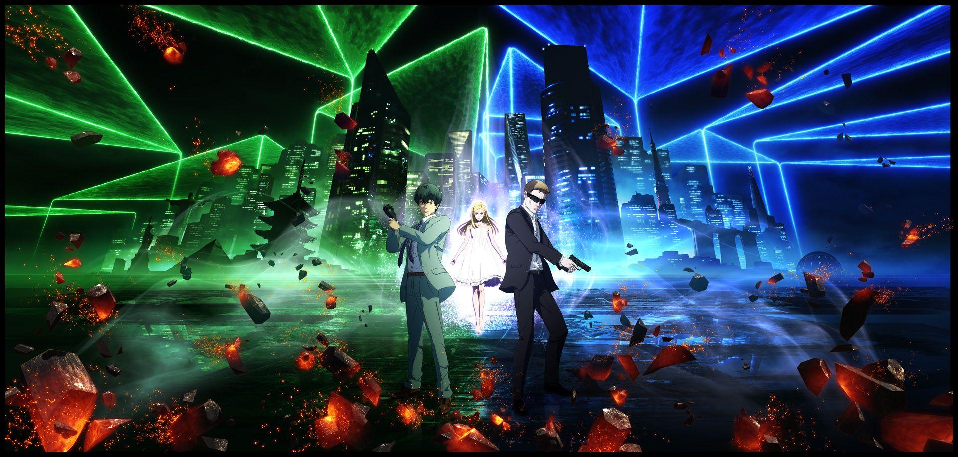 Niantic a annoncé qu'Ingress The Animation, série inédite