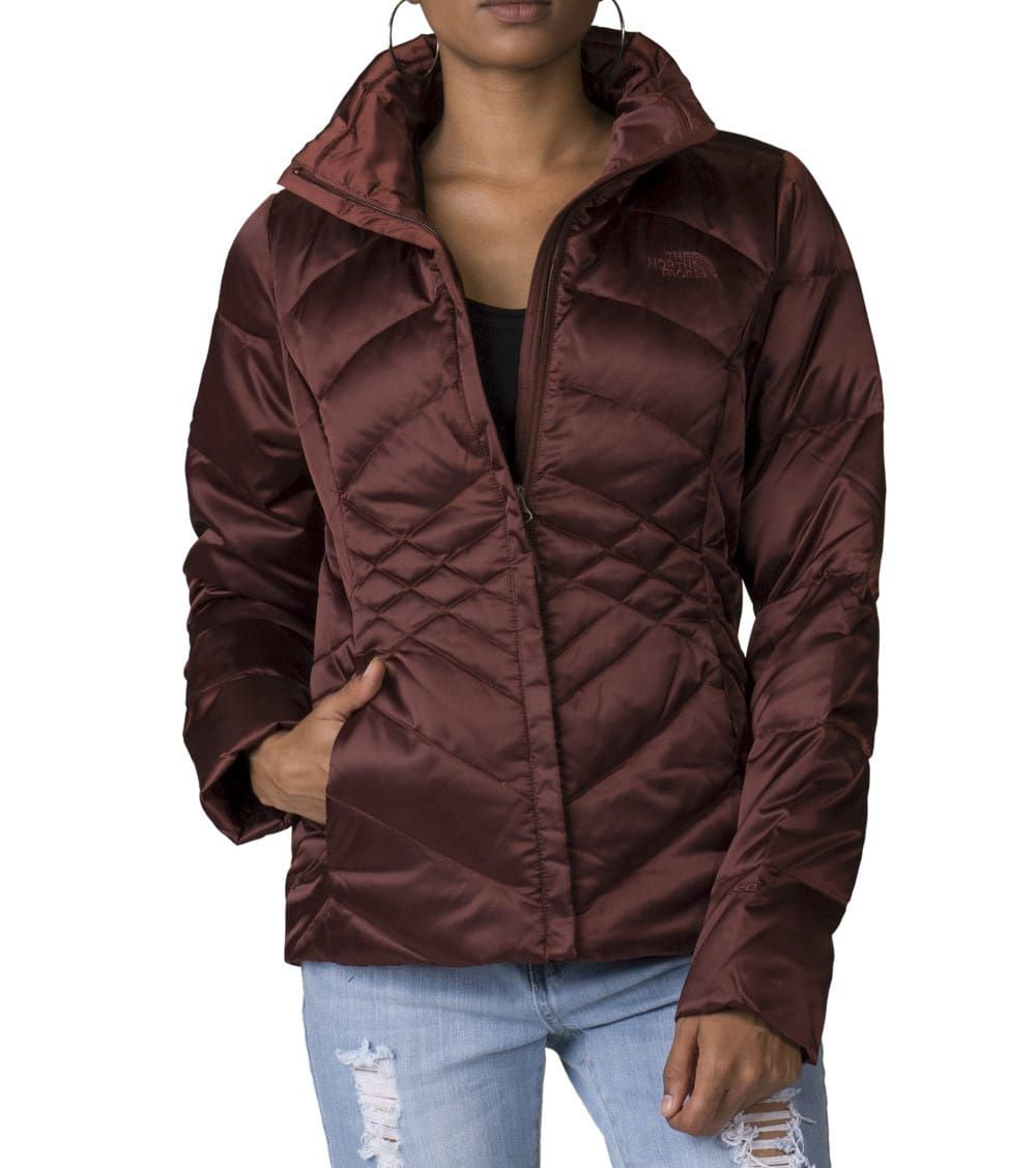 The North Face Aconcagua Jacket Burgundy Nf0a2tdr 38 Jimmy Jazz North Face Aconcagua Jackets Winter Jackets [ 1127 x 1000 Pixel ]