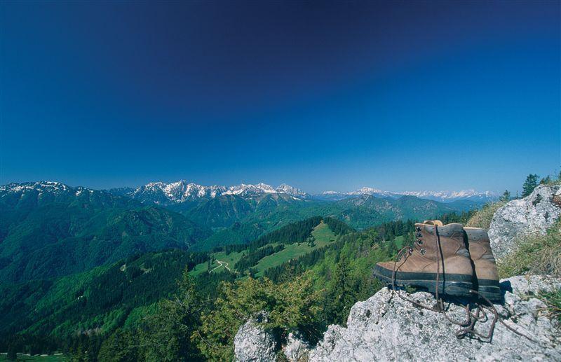 Panoramawanderungen- Nationalpark Kalkalpen Region