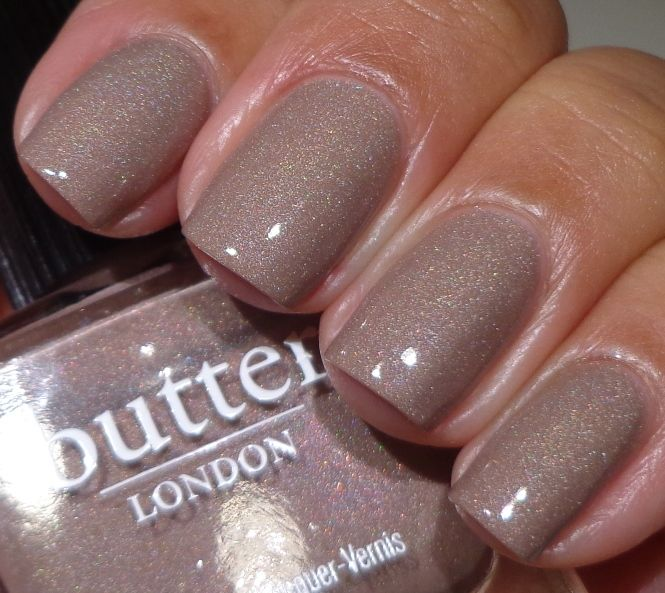 Queen Gel Nail Polish: Butter London All Hail The Queen