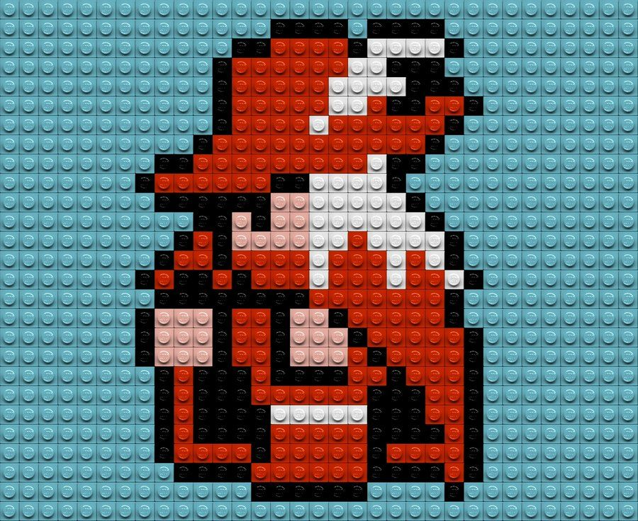 Final Fantasy Red Mage Lego By Drsparc On Deviantart Final
