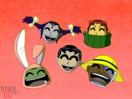 Pin on Teen Titan
