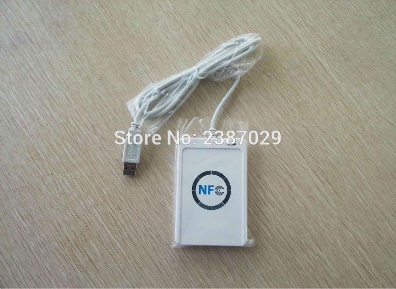 ACR122U NFC Reader Writer Copier 13 56mhz Rfid NFC Smart