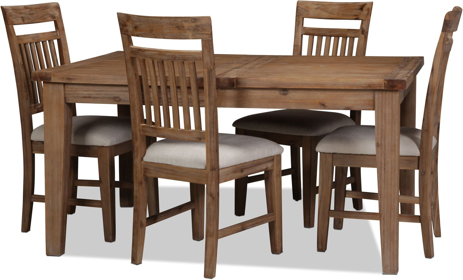 Annabella Table And 4 Chairs Levin Furniture Levin Furniture Furniture Table