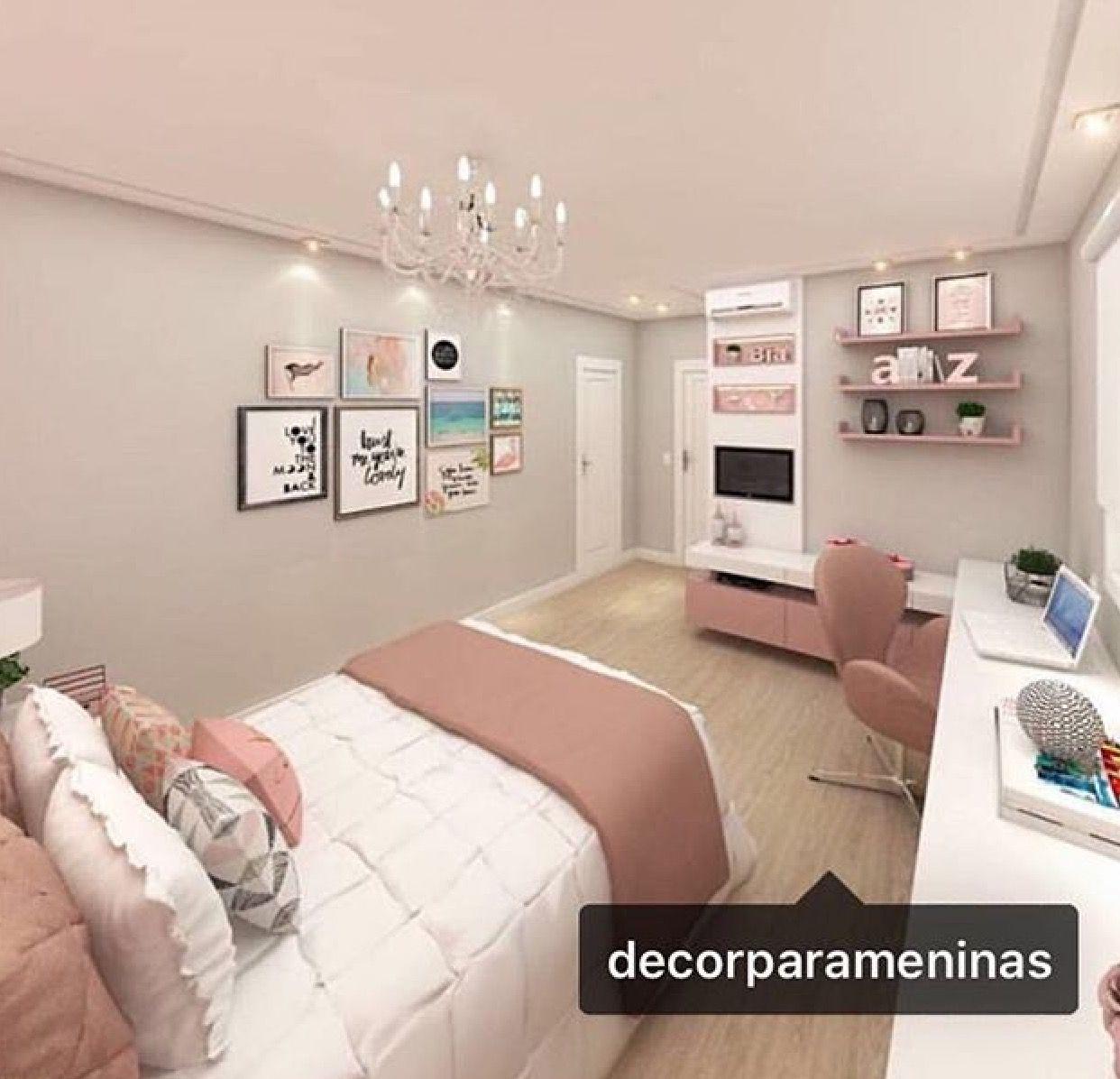 Habitaciones De Ensueño Dormitorios Decoracion De: Pin De Mel Mombru En Bedrooms
