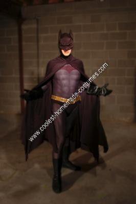 Coolest Homemade Batman Costume Idea & Coolest Homemade Batman Costume Idea | Batman costumes Batman and ...