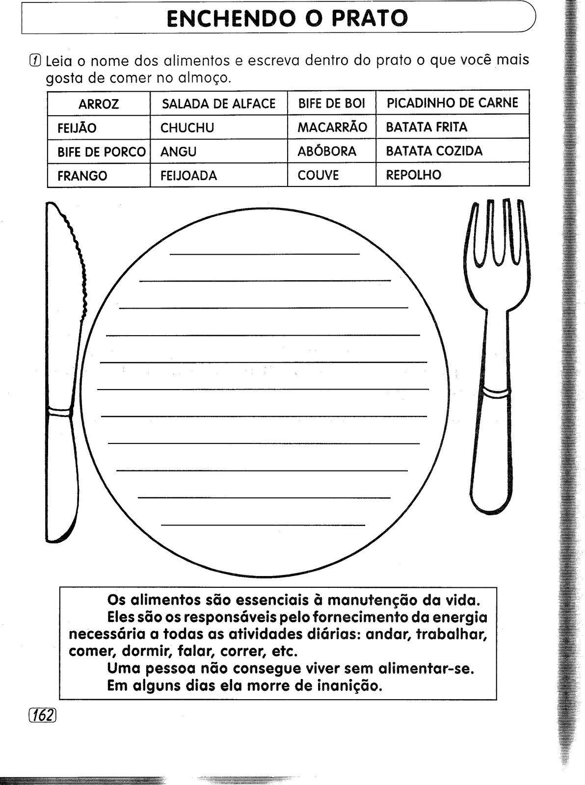Pin De Jessica Costa Em Portugues Reforco Atividades De Ciencia