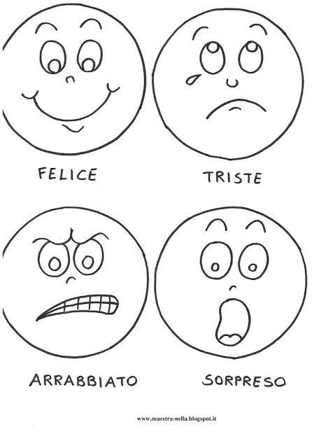 Fantoche Das Emocoes Feelings Emotions Preschool Activities