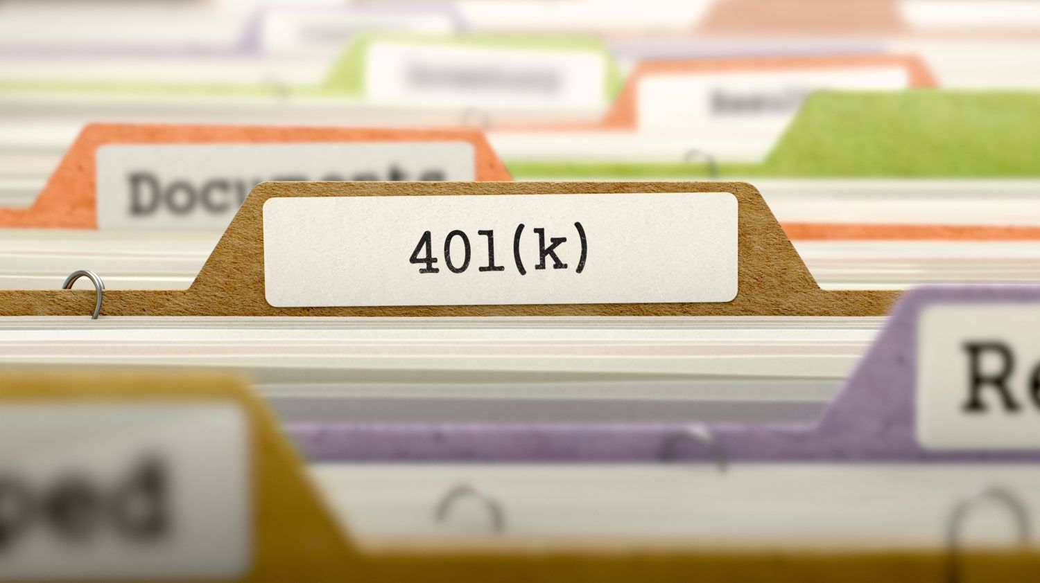 5 Reasons You Should Move an Old 401(k) What causes high