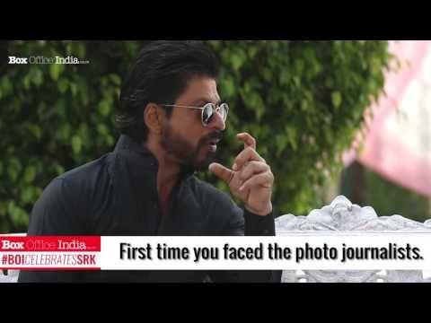 SRK's Interview With Vajir Singh Part 2 | SRK 50th Birthday