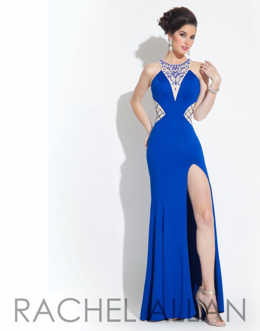 Rachel Allan Prom Dress 6848