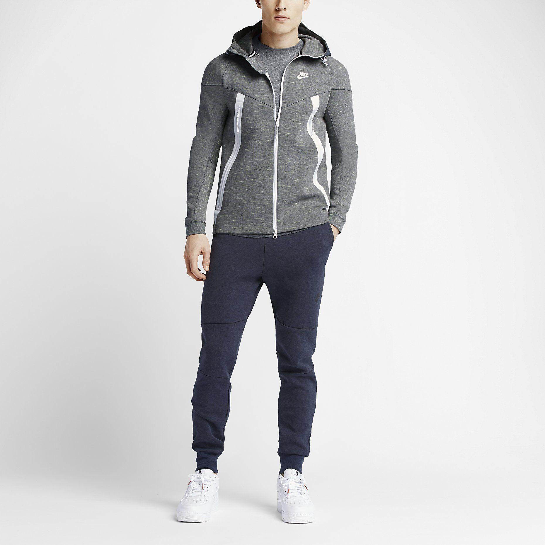Nike Tech Fleece Windrunner Super Men's Jacket. Nike Store