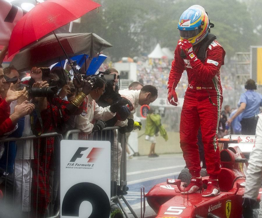 You give your best, Fernando Alonso.. #F1