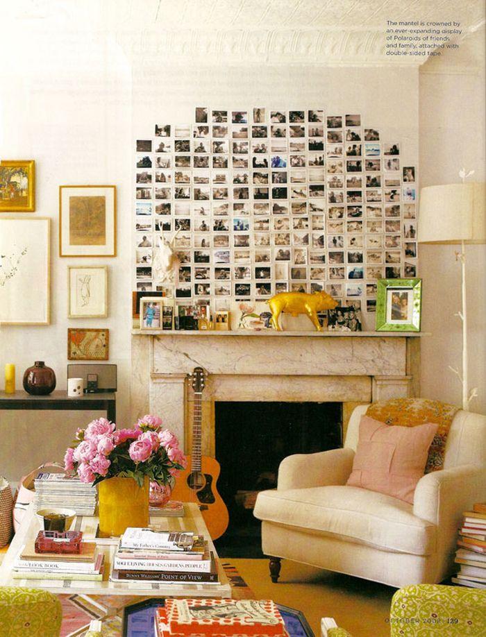 Fun diy idea idee per decorare la casa arredamento e for Decorare muro stanza