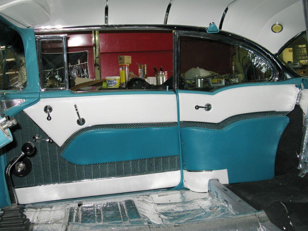 Ciadella Interior Trifive Com 1955 Chevy 1956 Chevy 1957 Chevy Forum Talk About Your 55 Chevy 56 Chev Car Interior Upholstery Custom Car Interior 55 Chevy