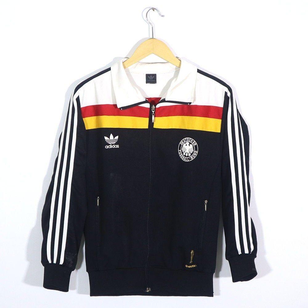 Rare Vintage 80s Adidas West Germany Uefa European Champions 1980 Retro Track Jacket Adidas Old School Streetwear Adidas Deutschland 80s Vintage Sports Clothing Streetwear Fashion African Men Fashion [ 1000 x 1000 Pixel ]