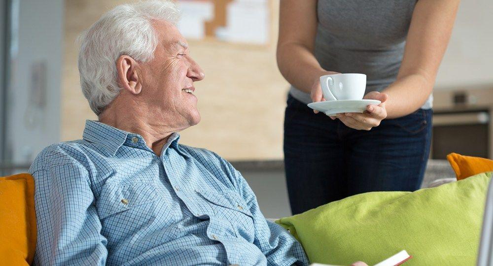 How robots could help bridge the eldercare gap Elderly