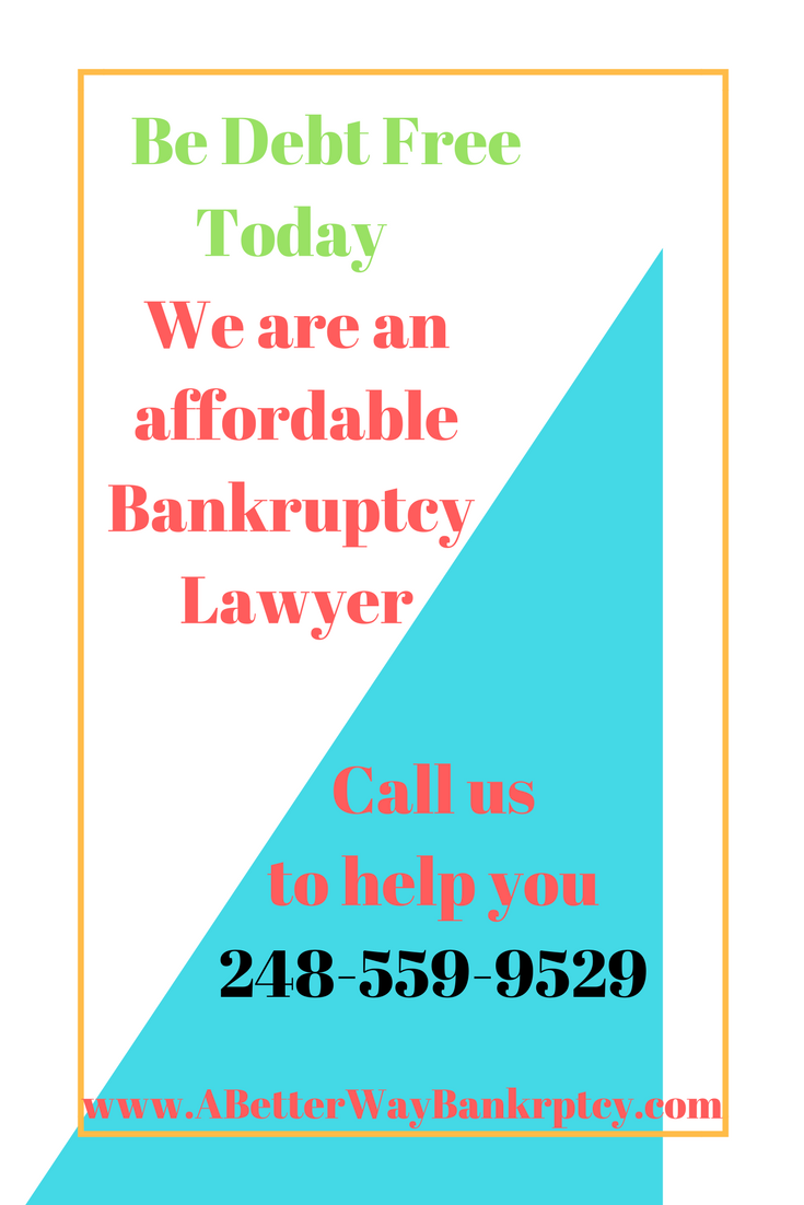Southfield, Michigan Bankruptcy Attorney Detroit