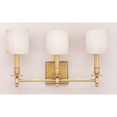 Hudson Valley Lighting Palmer 3 Light Vanity Reviews