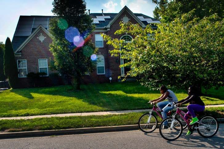 Black wealth decreasing among African Americans in Prince Georges County?