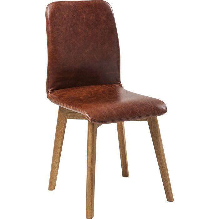 sedia Vita pelle - KARE Design