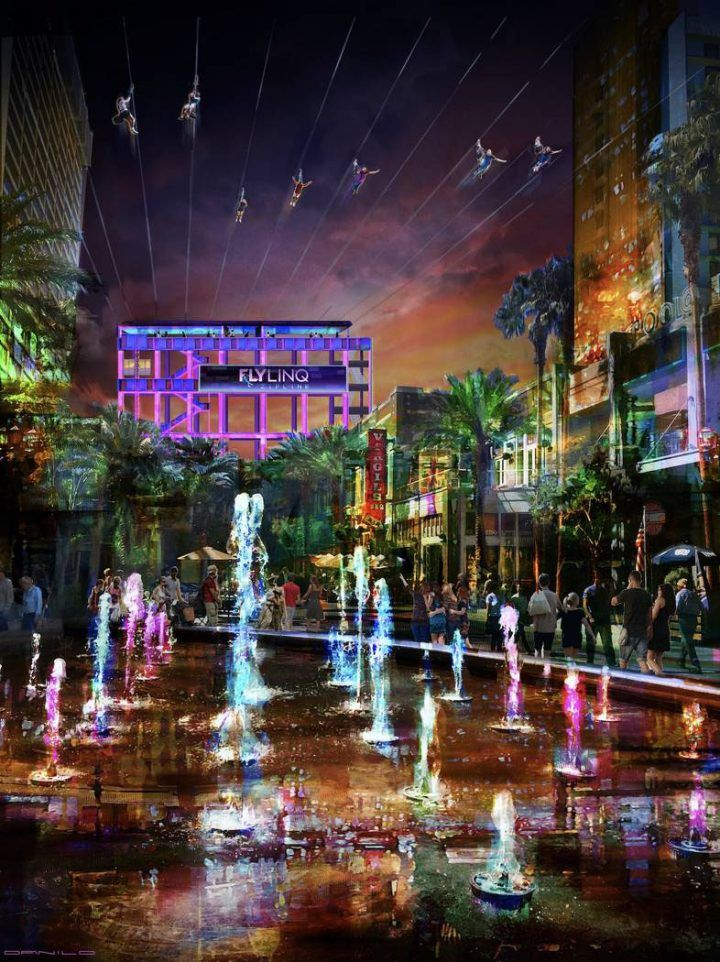 Linqing To The Future What S New At The Linq Hotel Las Vegas