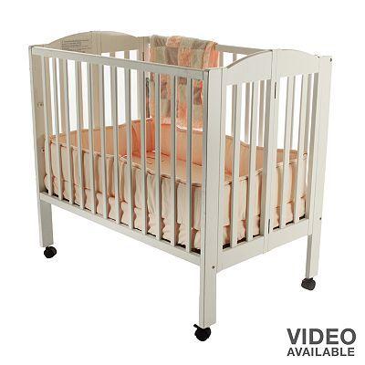 Dream On Me 3 In 1 Folding Portable Crib Kohls Original 167 99