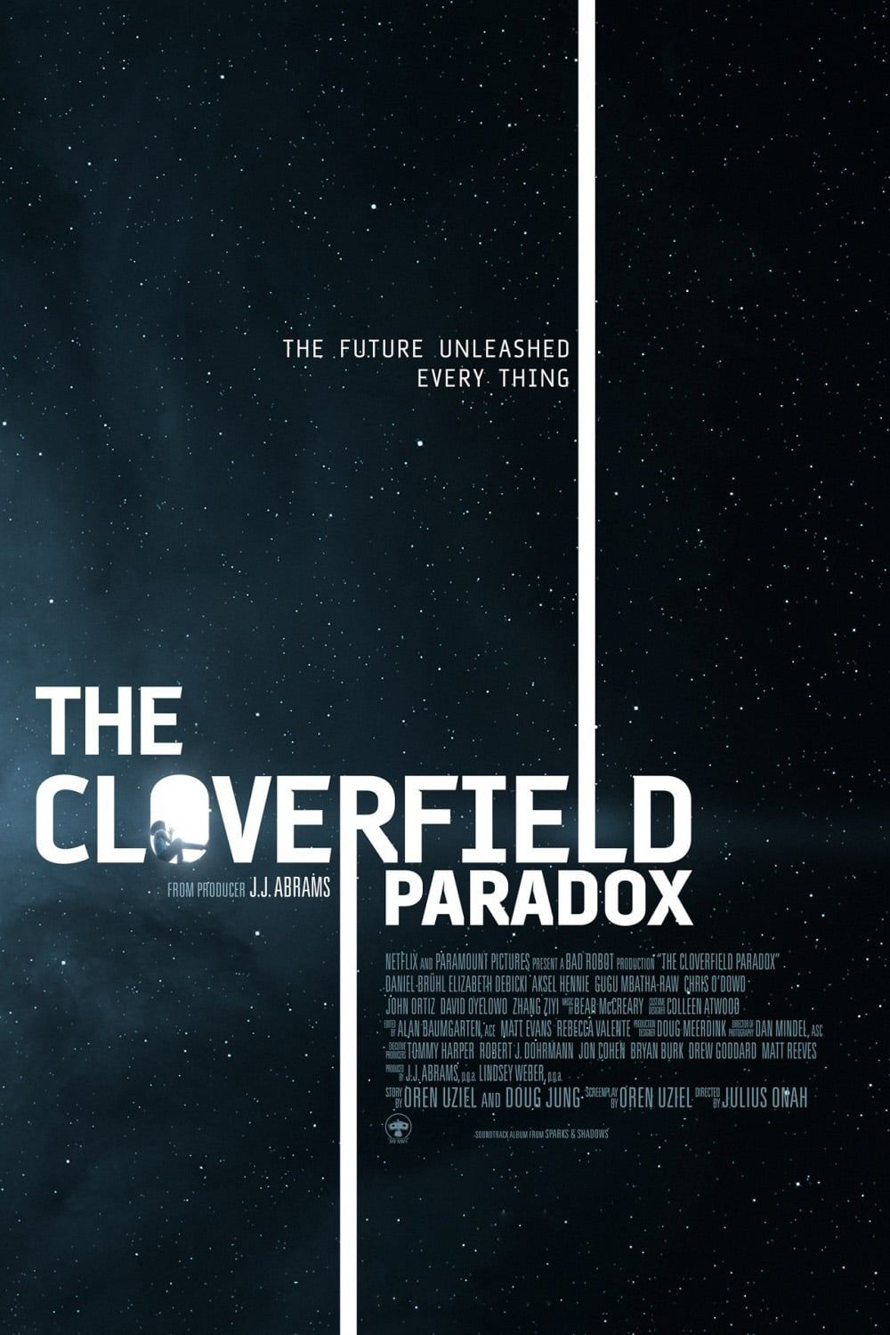 The Cloverfield Paradox   Motion Pictures in 2019   2018