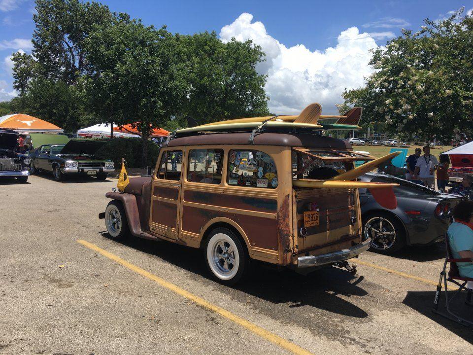 Jeff Kritz Kaiser Willys Jeep Blog Volvo Wagon Willys Wagon