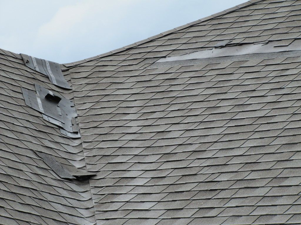 Most Leaks Occur When There Are Missing Or Cracked Roof Shingles Due To Weather Conditions Like A Severe Rain Or Residential Roofing Roof Architecture Roofing