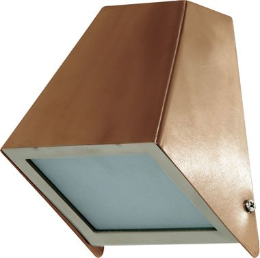 Lighting Plus - Kove Exterior Wall Light - Copper, Exterior