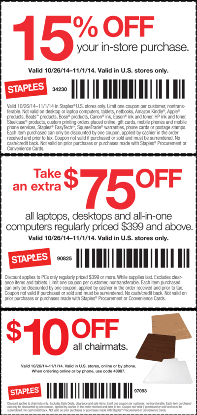 Staples Coupons 15 Off More At Staples Promo Codes Coupon Apps App Coupons