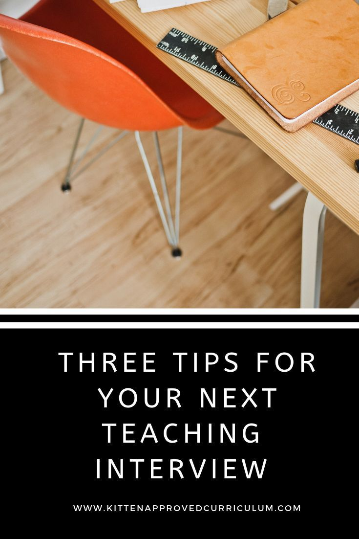 have questions about your next teacher interview  these