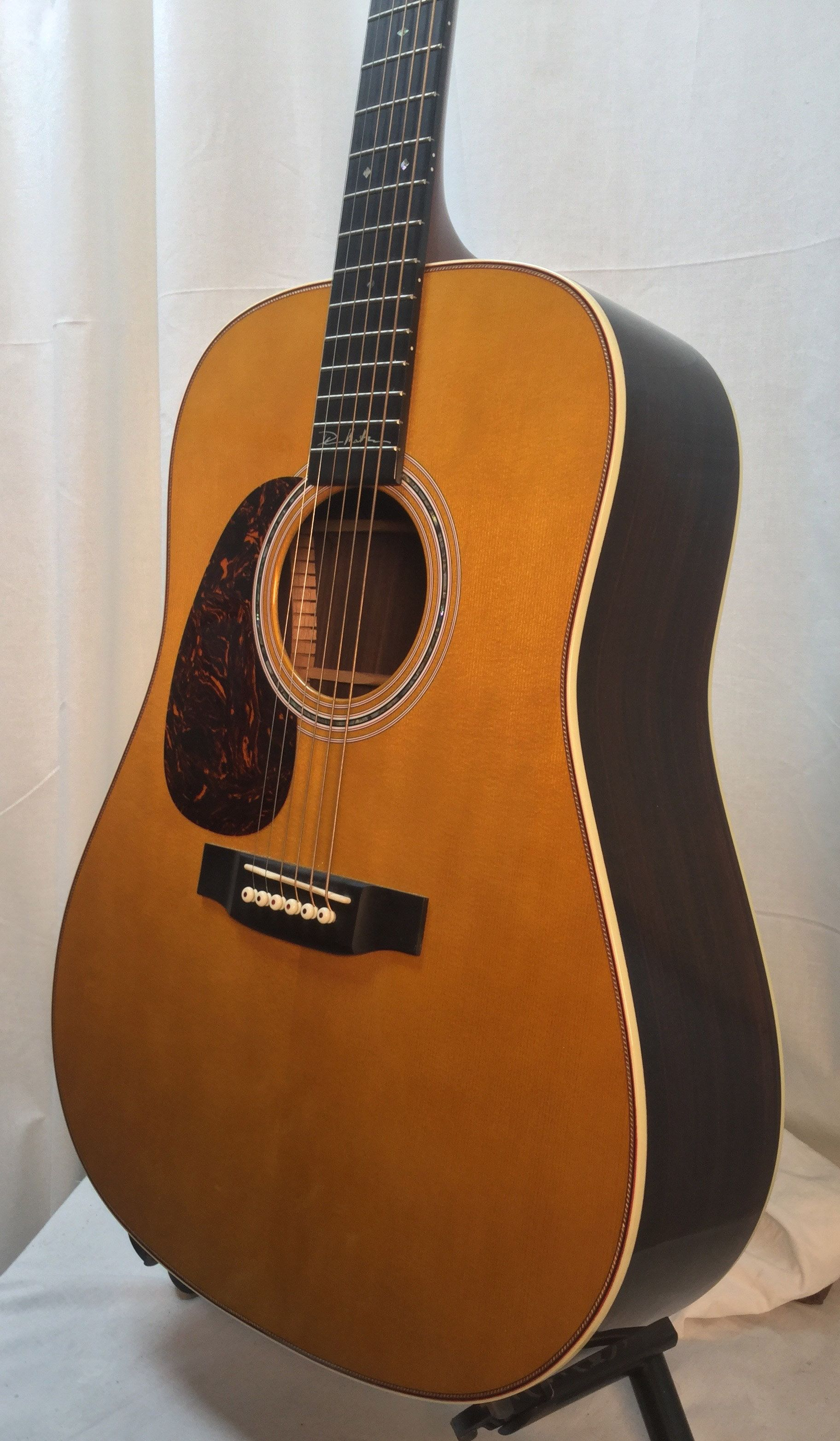 Martin Dave Matthews Limited Edition Signature Model Only Lefty Made Used Westwood Music Dave Matthews Acoustic Guitar For Sale Guitars For Sale