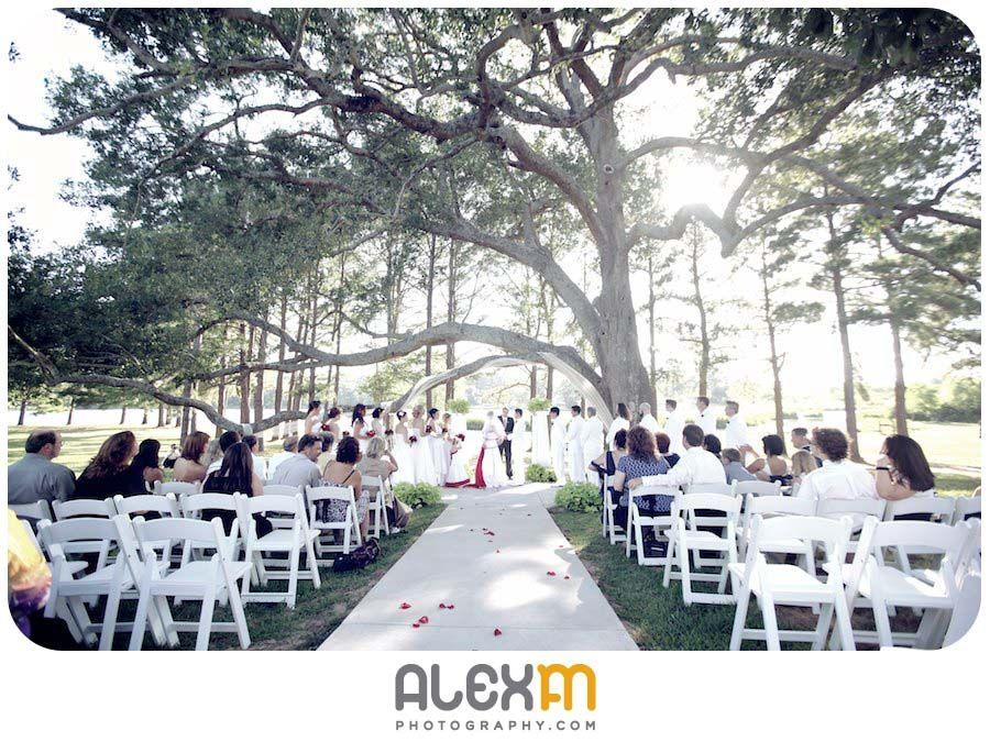 Castle On The Lake East Texas Wedding Venue