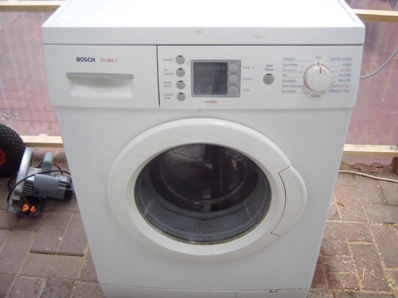 waschmaschine mit display