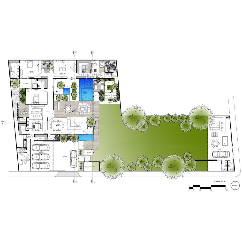 Gallery of Nano House Punto Arquitect nico ARCICONSTRU 25 – Nano House Plans