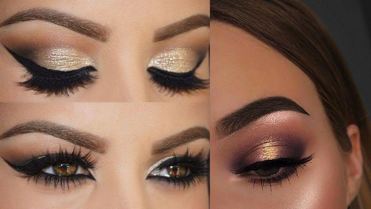 Smokey Eye Makeup Tutorial For Beginners 9