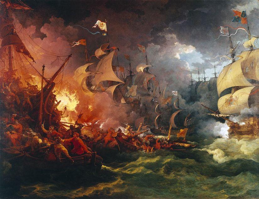 アルマダの海戦 | 歴史、アルマダ、宗教