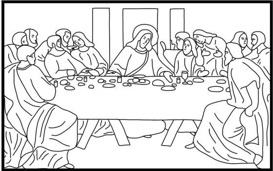 Lent Coloring Pages | Lent, Ccd activities and Bible crafts
