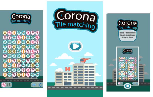 Corona Tile Matching