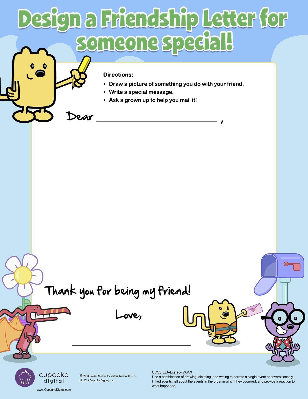 Pin by Cupcake Digital on Wow! Wow! Wubbzy! Friendship