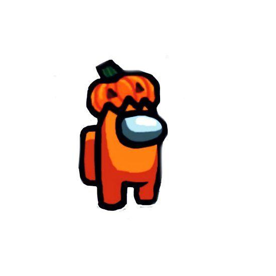 'Among Us Halloween Pumpkin' by Dipwins-20