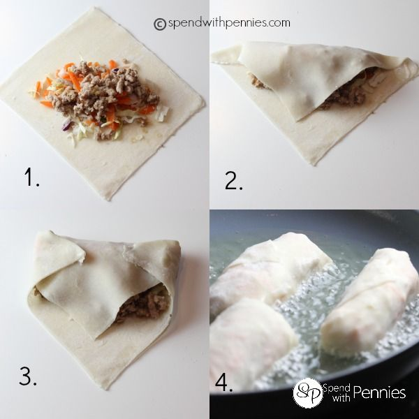 How to make crispy homemade egg rolls this egg roll recipe is easy how to make crispy homemade egg rolls this egg roll recipe is easy and delicious forumfinder Choice Image