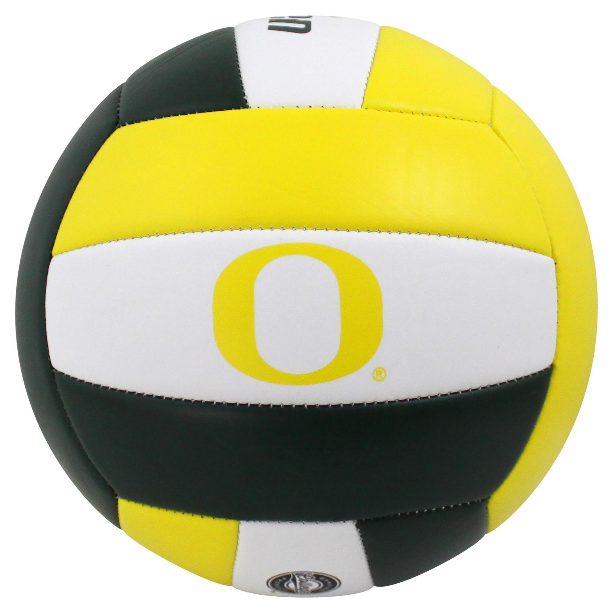 Oregon Ducks Vintage Mini Football Oregon Ducks Mini Footballs Volleyball Skills