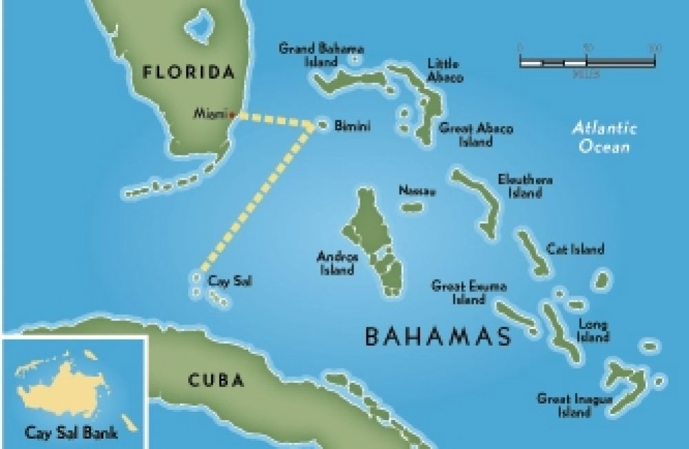 I Would Be Scared To Go There Because I Dont Wanna Get Lost - Where are the bahamas