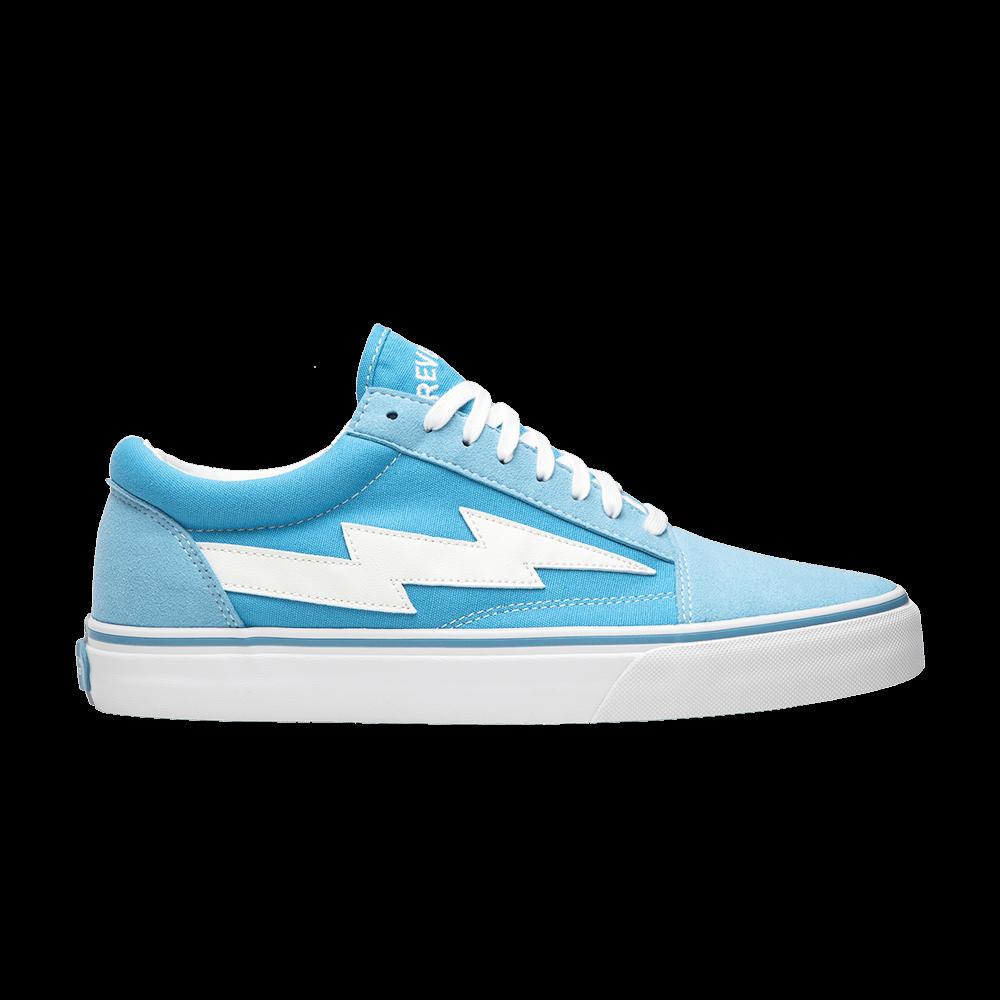 Revenge X Storm Bolt Blue Revenge X Storm 58 89 77 Bolt Blu Goat In 2020 Sneakers Men Fashion Blue Sneakers Vintage Sneakers